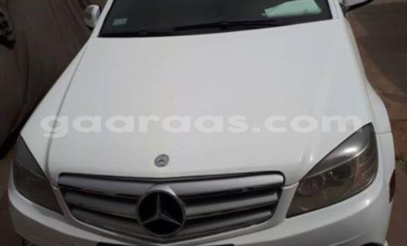 Acheter Occasion Voiture Mercedes‒Benz C-Class Blanc à Grand Dakar au Dakar