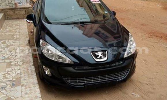 Acheter Occasion Voiture Peugeot 308 Noir à Grand Dakar au Dakar
