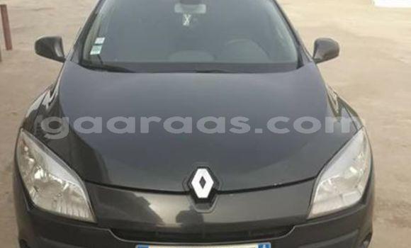 Acheter Occasion Voiture Renault Megane Noir à Grand Dakar au Dakar