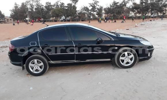 Acheter Occasion Voiture Peugeot 407 Noir à Golf Sud au Dakar