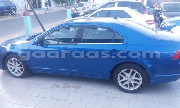 Acheter Neuf Voiture Ford Fusion Bleu à Mermoz Sacre Coeur au Dakar