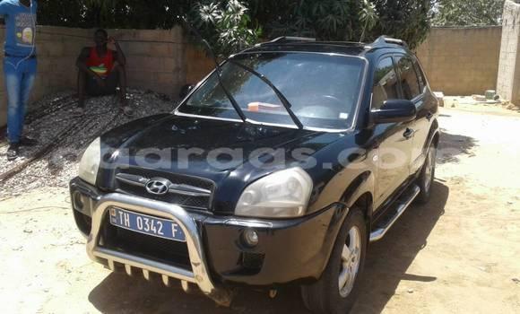 Acheter Occasion Voiture Hyundai Elantra Noir à Mermoz Sacre Coeur au Dakar
