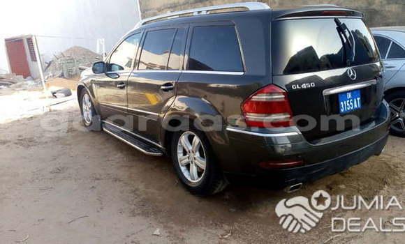 Acheter Occasion Voiture Mercedes‒Benz GL-Class Noir à Grand Dakar au Dakar
