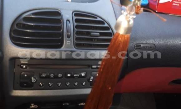 Acheter Occasion Voiture Peugeot 206 Gris à Saint-Louis au Ziguinchor