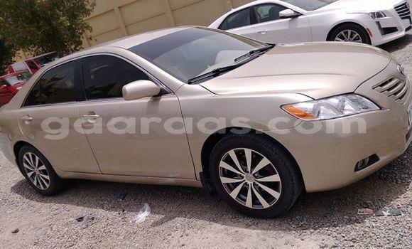 Acheter Occasion Voiture Toyota Camry Gris à Bakel au Louga