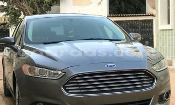 Acheter Occasion Voiture Ford Fusion Gris à Dakar, Dakar