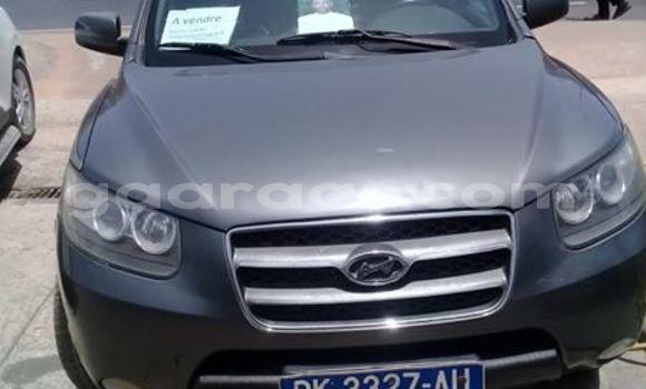 Acheter Occasion Voiture Hyundai Santa Fe Gris à Dakar au Dakar