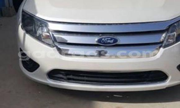 Acheter Occasion Voiture Ford Fusion Blanc à Dakar au Dakar