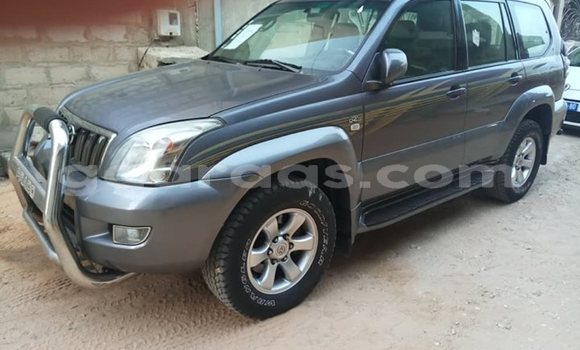 Acheter Occasion Voiture Toyota Prado Gris à Dakar, Dakar