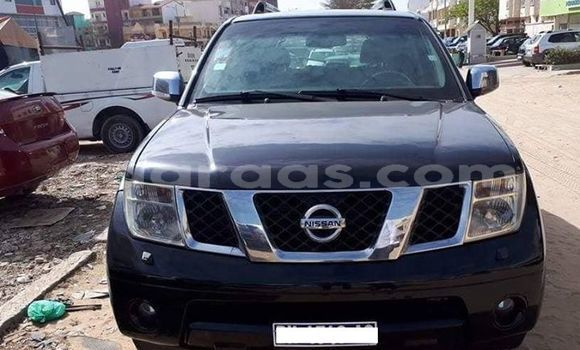 Acheter Occasions Voiture Nissan Pathfinder Noir à Dakar au Dakar