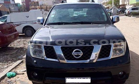 Acheter Occasion Voiture Nissan Pathfinder Noir à Dakar au Dakar