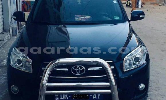 Acheter Occasion Voiture Toyota RAV4 Noir à Bakel, Tambacounda