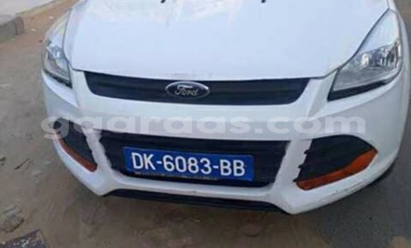 Acheter Occasion Voiture Ford Escape Blanc à Bakel, Tambacounda