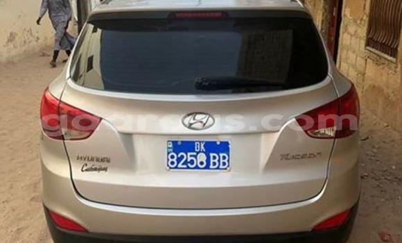 Acheter Occasion Voiture Hyundai Santa Fe Gris à Bakel, Tambacounda