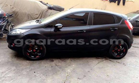 Acheter Occasion Voiture Ford Fiesta Noir à Bakel au Tambacounda
