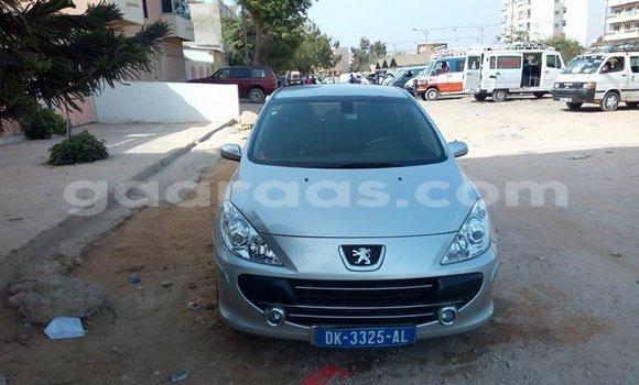 Acheter Occasion Voiture Peugeot 307 Gris à Bakel au Tambacounda