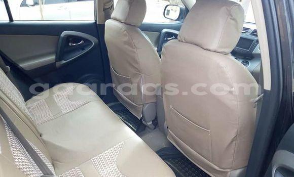 Acheter Occasion Voiture Toyota RAV4 Noir à Bakel au Tambacounda