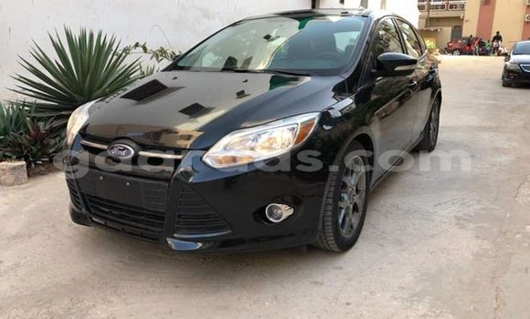 Acheter Occasion Voiture Ford Focus Noir à Bakel au Tambacounda