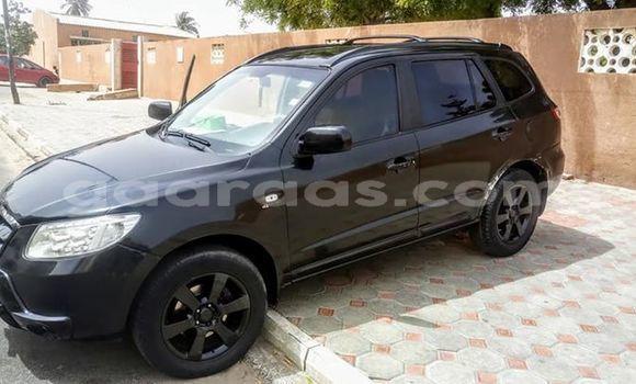 Acheter Occasion Voiture Hyundai Santa Fe Noir à Bakel au Tambacounda