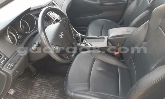 Acheter Occasions Voiture Hyundai Sonata Gris à Dakar au Dakar