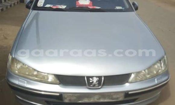 Acheter Occasions Voiture Peugeot 406 Gris à Dakar au Dakar