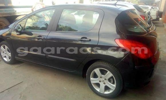 Acheter Occasions Voiture Peugeot 308 Noir à Dakar au Dakar