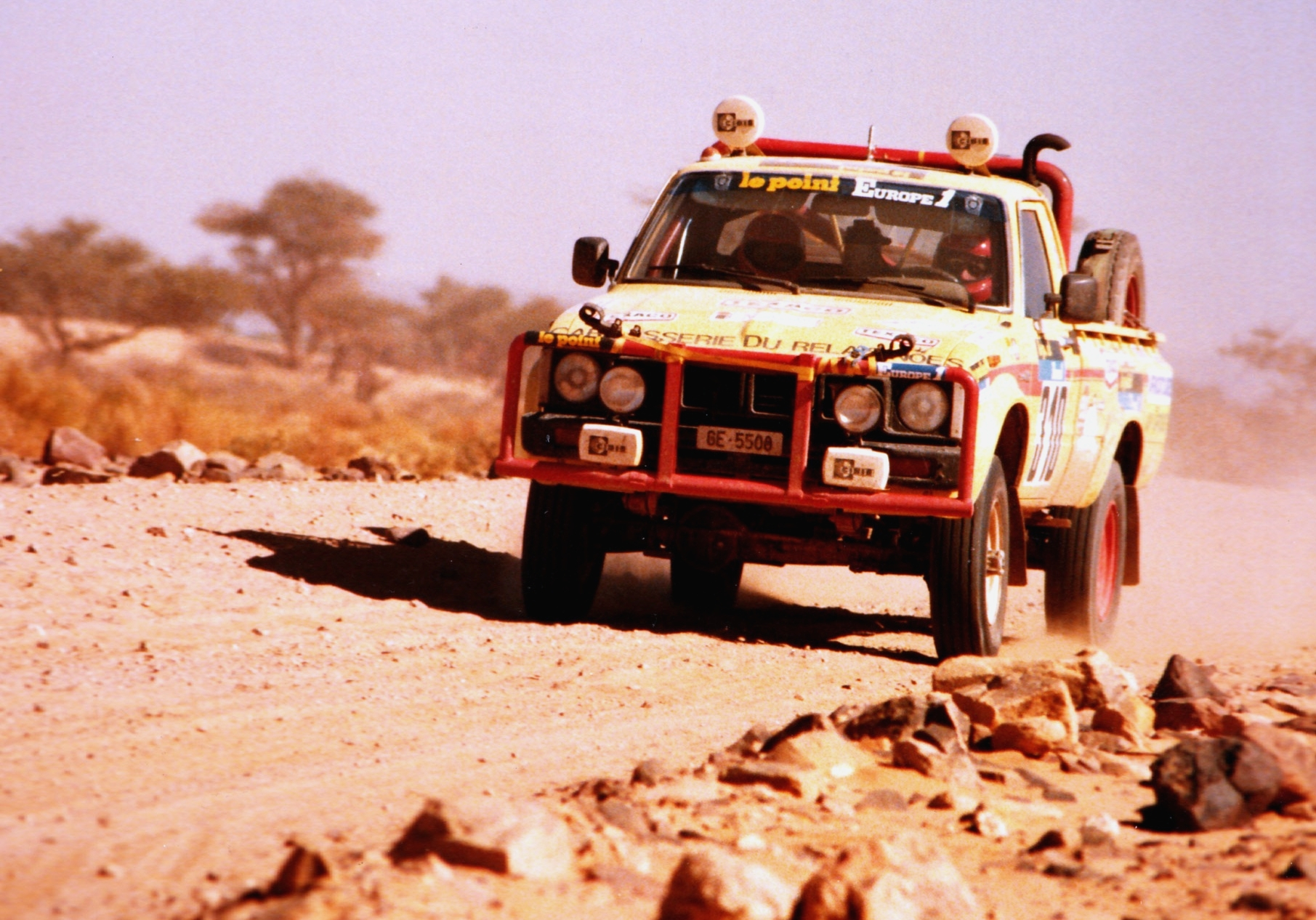 Paris dakar 1982 1
