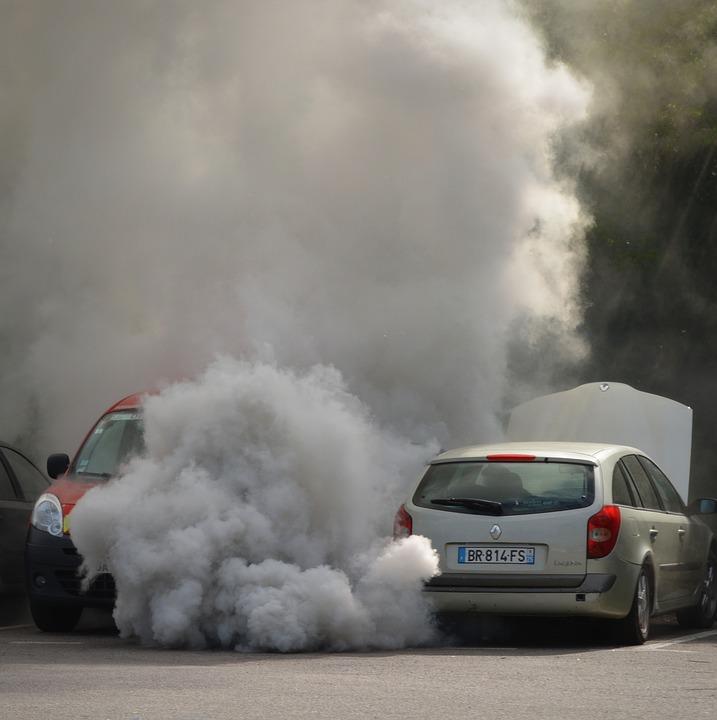 Air pollue